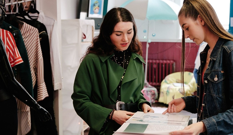 Business of Fashion Open Evening Portobello Institute April 2021