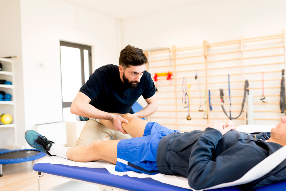 sports therapy course