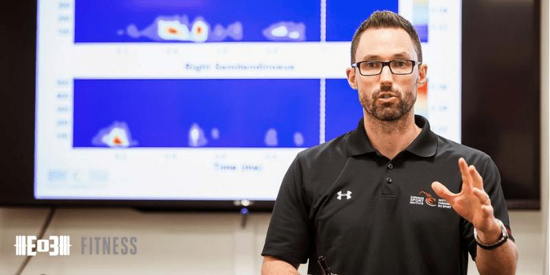 Dr. Matt Jordan speaking to End of Three Fitness.