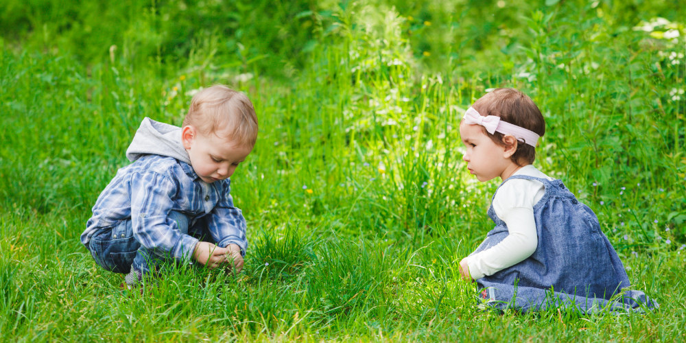 STEM in Early Childhood: 8 Ways to Support Emerging Maths Concepts Outdoors