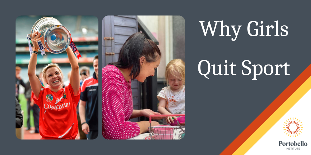 Early Childhood Education Why Girls Quit Sport